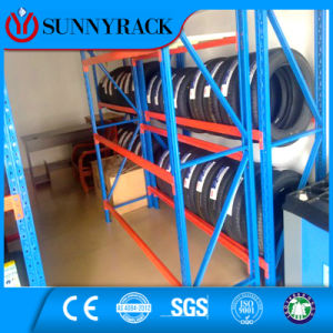 76.2 Pitch Dexion Standard Warehouse Metal Storage Rack From China Supplier pictures & photos