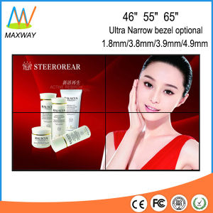 Narrow Bezel 55 Inch LED LCD Video Wall with High Quality (MW-553VAC) pictures & photos
