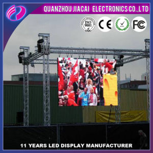 Customized Size P10 SMD Full Color Outdoor LED Signs pictures & photos