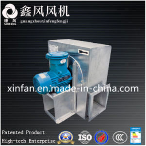 Dz-300 Stainless Steel Square Heat Insulation Fan pictures & photos