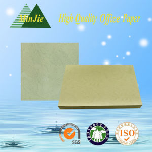 Cream Color Embossing Cardboard Paper