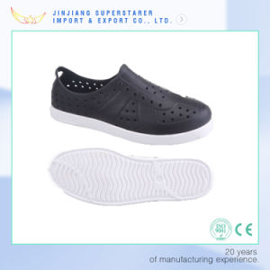 EVA One Injection Durable Men Casual Shoes pictures & photos