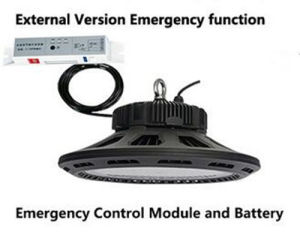 Emergency 200W UFO LED Highbay Light pictures & photos