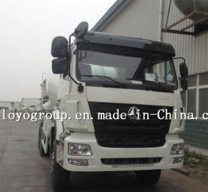 Sinotruk HOWO Brand Concrete Mixer Truck pictures & photos