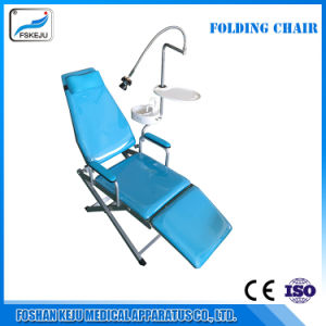 Simple Type Folding Chair for Dentist Clinic pictures & photos