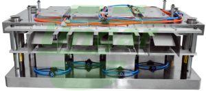 Ungar Aluminum Foil Container Making Machine Foil Roll Decoiler Feeder Machine for Production Line CNC Control (UNDE-080) pictures & photos