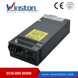 600W Scn-600 24V Single Output in Parallel Power Supply Adjust pictures & photos