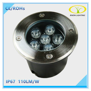 6W IP67 LED Underground Light with Ce/RoHS Approval pictures & photos