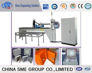PU Automatic Filter Gasket Casting Machine pictures & photos