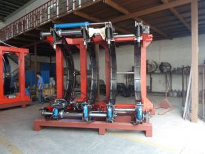 HDPE Plastic Pipe Hydraulic Butt Wleding Machine Shd1000/630 pictures & photos