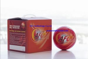 Dry Powder Extinguisher Balls with High Security for Home pictures & photos