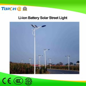 Li-ion Battery Hot-Selling Factory Price 40W Ledsolar Street Light pictures & photos