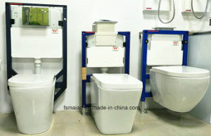 Ultrathin 85mm Thickness Steel Frame Concealed Cistern (011A) pictures & photos