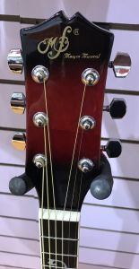 40′′ Acoustic Guitar with Cloud Top pictures & photos