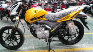 150cc Air Cooled Golden Street Motorcycle Sport Bike pictures & photos