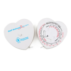 Staff Wellness Health Care 1.5m Body BMI Tape Measure (BMI-017) pictures & photos