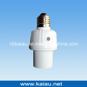 Anti-Theft Random Photocell Sensor Lamp Holder (KA-SLH08) pictures & photos