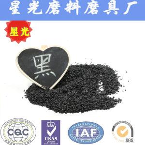 Composite Aluminium Oxide Black Sand Blasting pictures & photos