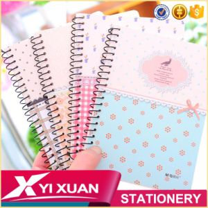2017 Cheap Wholesale Custom Printed Spiral Notebook pictures & photos