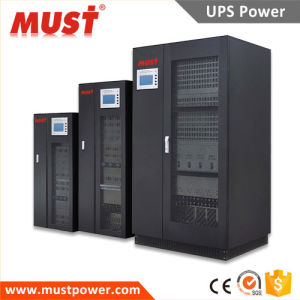 Online UPS 1kVA/2kVA/3kVA Double Conversion with Competitive Price pictures & photos