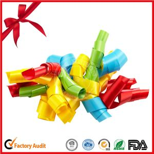 1cm Width Fashion Design PP Curling Ribbon Bow pictures & photos