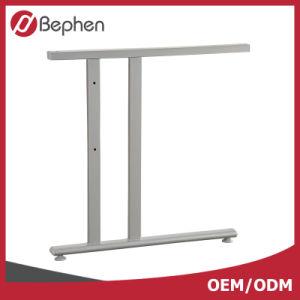 OEM Metal Desk Leg Office Furniture Components Knock Down Table Leg 1212