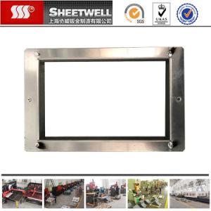 OEM TIG Welding Aluminum Sheet Metal Fabrication pictures & photos