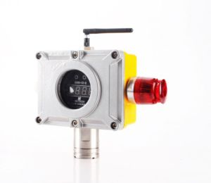 Wall Mounted AC 220V Toxic Nh3 Gas Detector pictures & photos