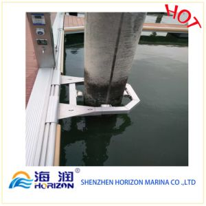 High Quality and Hot Sale Aluminum Pile Guide From China/Dock pictures & photos