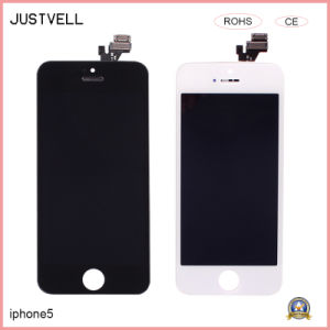 Mobile Phone LCD Touch Screen for iPhone 5 pictures & photos