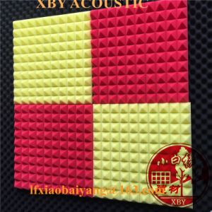 High Quality Acoustic Foam Panels Black Sound Proof Foam Acoustic Panel Wall Panel Ceiling Panel Detective Panel pictures & photos