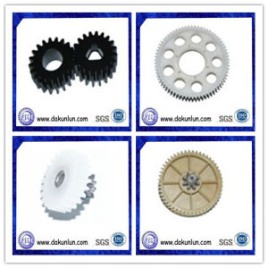 Custom Small Metal/ Plastic Worm Gear pictures & photos