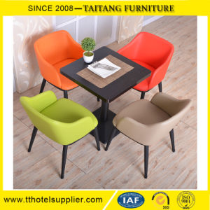 2017 Hot Sale Chairs and Tables Dining Set for Coffee pictures & photos