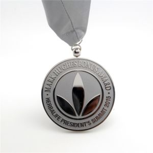 Custom Die Cast Jiu-Jitsu Challenge Game Award Metal Medal pictures & photos