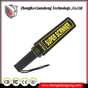 Factory Price Gp3003b1 Super Scanner Hand Held Metal Detector pictures & photos