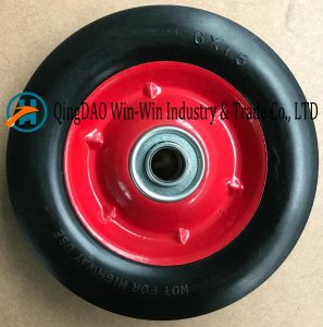 PU Foam Wheel Used on Castor Wheel (6*1.5) pictures & photos