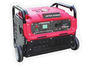 12 Months Warranty Four Stroke Inverter Gasoline Generator Portable Generator pictures & photos