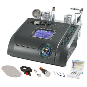 6 in 1 Diamond Microdermabrasion Machine Multi Beauty Machines pictures & photos