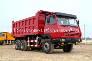 Shacman S2000 6X4 Dump Truck Wei Chai Engine 270HP pictures & photos