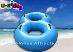 PVC Tarpaulin Double Ring Water Tube for Water Park pictures & photos