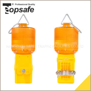 Single Battery Traffic Safety Warning Light (S-1315) pictures & photos