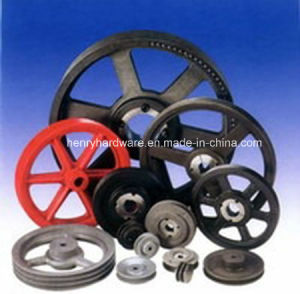 Belt Pulley, V Belt Pulley, Sheave Pulley pictures & photos