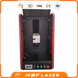 Promotion 20W/30W/50W Portable Fiber Laser Marking &Engraving Machine for Spoon/ABS/Pes/PVC/Cooper/Titanium pictures & photos