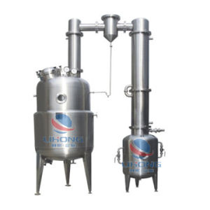 Stainless Steel Steam Heating Vacuum Pressure Reduction Concentrating Equipment pictures & photos