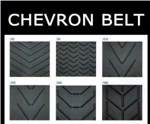 Chevron Conveyor Belt Ep100 High Quality pictures & photos