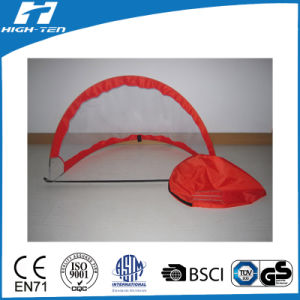 PRO Double Folding Pop up Goal for Soccer Training pictures & photos