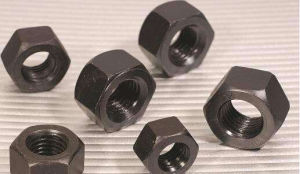 Carbon Steel Hex Nuts for A194 2h pictures & photos