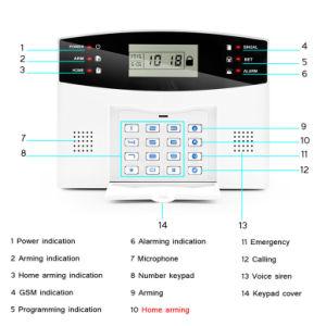 2017 Auto Dial Smart Wireless Home Burglar Security GSM Alarm System pictures & photos