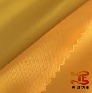Diamond Check Fabric Nylon Fabric 100% Nylon Taffeta Fabric for Garment pictures & photos