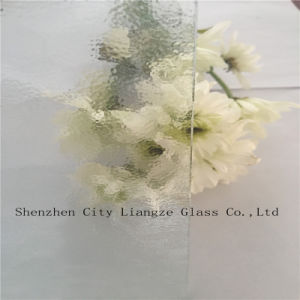Figured Glass/Patterned Glass /Rolled Glass with Water Ripple for Decoration pictures & photos